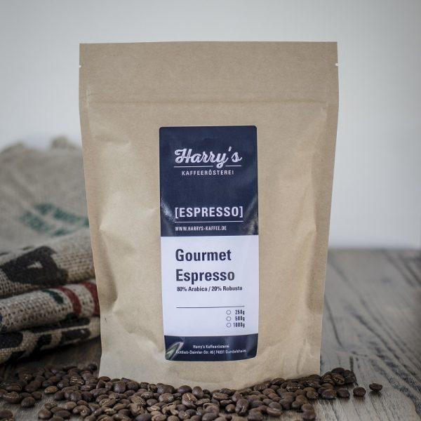 Gourmet Espresso